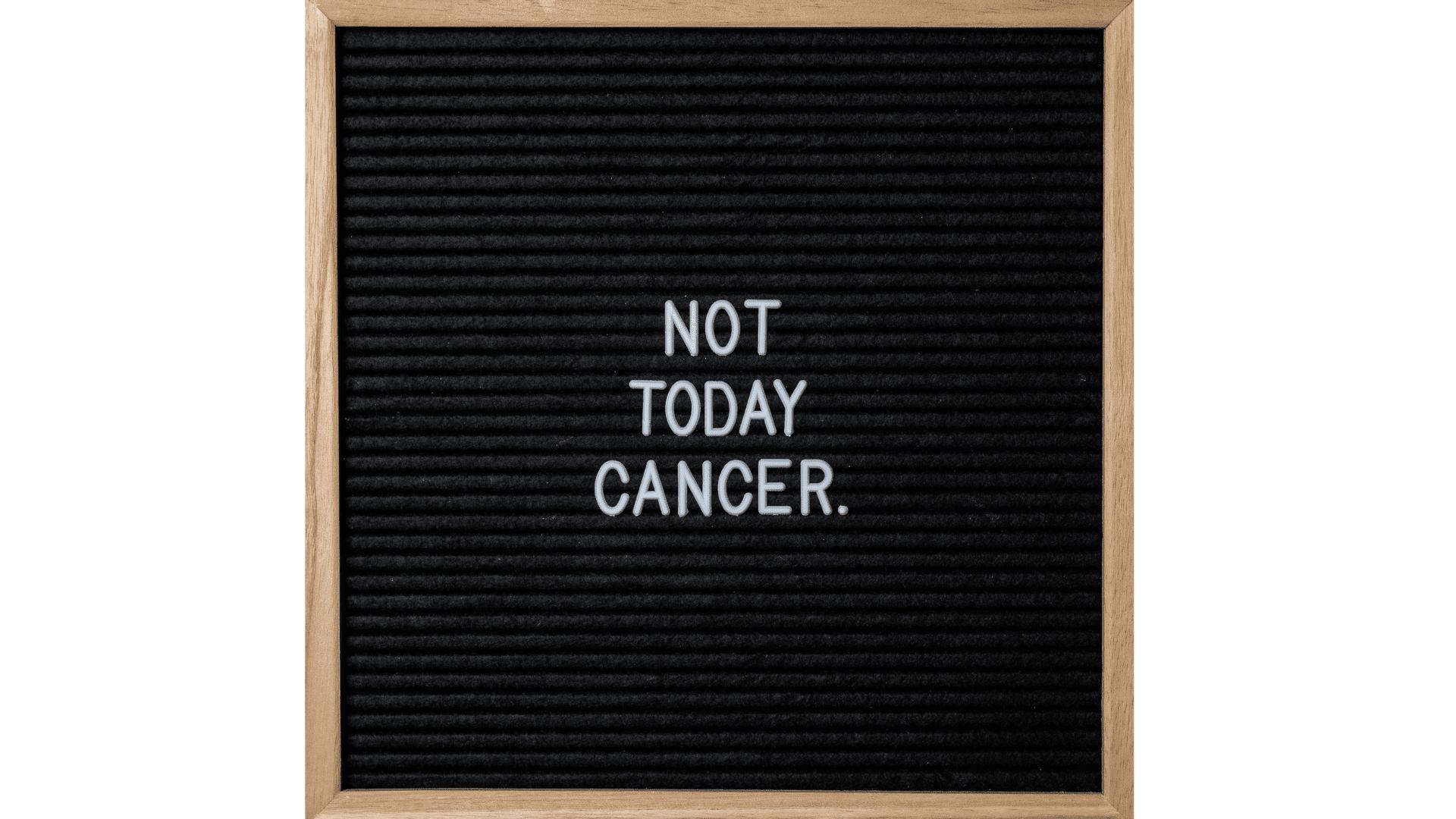 CBD olej a rakovina